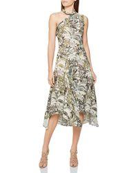 Reiss - Adelia Jungle - Print Dress - Lyst