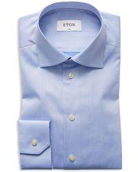 Eton of Sweden - Of Sweden Signature Twill Slim Fit Dress Shirt - Lyst