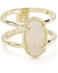 Kendra Scott - Elyse Cocktail Ring - Lyst