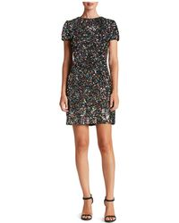 Dress the Population - Holly Sequin Dress - Lyst