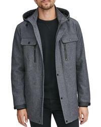 Marc New York Doyle Jacket - Grey