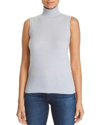 C By Bloomingdale's - Sleeveless Cashmere Sweater - Lyst