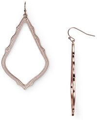 Kendra Scott Sophee Drop Earrings - Metallic