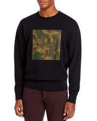 Rag & Bone Damon Tapered-leg Cotton-blend Jersey Track Pants - Black