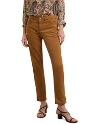 Gerard Darel Lavinia Jeans In Brown