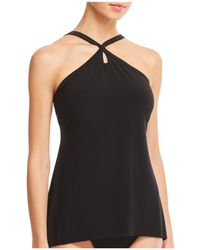 Miraclesuit - Solid Citizens Xoxo Tankini Top - Lyst