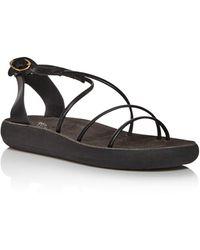 Ancient Greek Sandals Anastasia Comfort Sandals - Brown