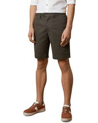 Ted Baker - Buenose Slim Fit Chino Shorts - Lyst