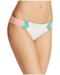 L*Space - Barracuda Bikini Bottom - Lyst