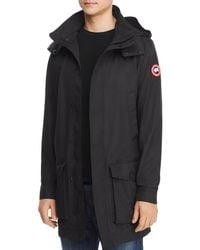 Canada Goose Crew Trench Coat - Black