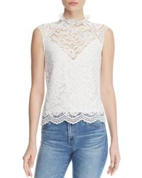Generation Love - Stefi Lace Blouse - Lyst