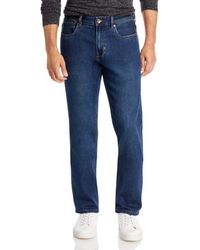 Tommy Bahama Antigua Cove Stretch Authentic Fit Jeans In Dark Indigo - Blue