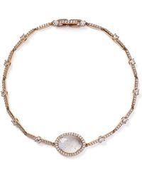 Nadri - Ravello Tennis Line Bracelet - Lyst