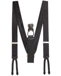 Trafalgar - Men's Formal Herringbone Silk Brace - Lyst
