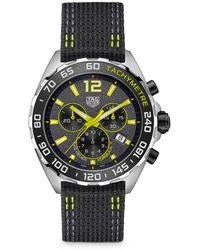 Tag Heuer Formula 1 Chronograph - Black