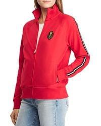 Ralph Lauren - Lauren Sleeve-stripe Track Jacket - Lyst