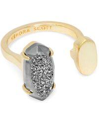 Kendra Scott Pryde Ring - Metallic