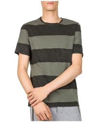 The Kooples - Striped Tee - Lyst