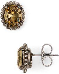 Sorrelli - Oval Earrings - Lyst