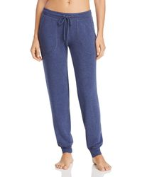 Pj Salvage - Lounge Essential French Terry Jogger Trousers - Lyst