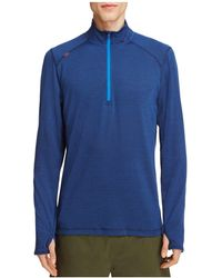 Rhone - Sequoia Air Half-zip Pullover - Lyst
