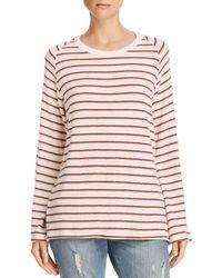 LNA - Spell Striped Sweater - Lyst