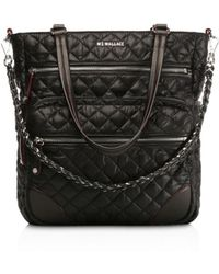 3e8a430c547 Marc By Marc Jacobs Crosby Quilt Eliz-a-baby Nylon Diaper Bag in ...