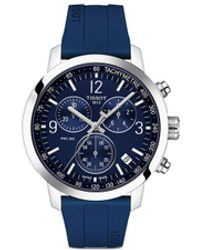 Tissot Prc 200 Chronograph - Blue