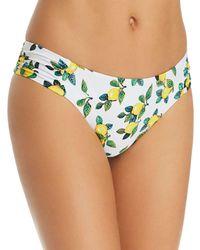 Nanette Lepore - Limonata Siren Bikini Bottom - Lyst