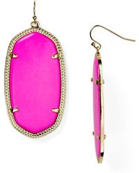 Kendra Scott - Danielle Earrings - Lyst