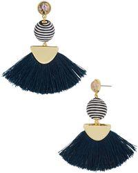 BaubleBar - Mamba Drop Earrings - Lyst