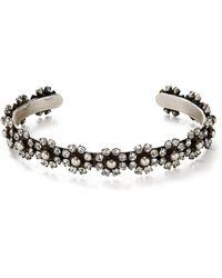 DANNIJO - Roxy Cuff Bracelet - Lyst