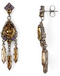 Sorrelli - Dangling Post Earrings - Lyst