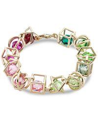 Atelier Swarovski X Mary Katrantzou Nostalgia Link Bracelet - Multicolour
