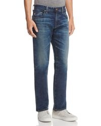 AG Jeans - 360 Matchbox Slim Fit Jeans In 12 Years River Veil - Lyst