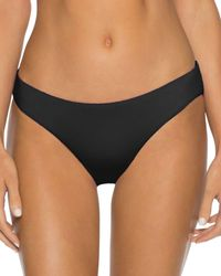 Becca Colour Code Hipster Bikini Bottom - Black