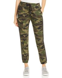 Kenneth Cole - Camo Jogger Trousers - Lyst