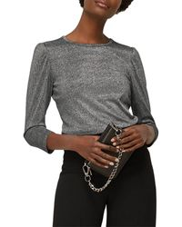 Whistles - Sparkle Top - Lyst