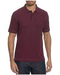 Robert Graham - Messenger Classic Fit Polo Shirt - Lyst