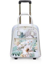 Ted Baker Gerdaa Woodland Travel Bag - Gray