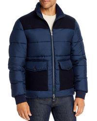 Michael Kors - Heavy Mixed - Media Puffer Jacket - Lyst