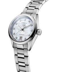 Tag Heuer Carrera Watch - Metallic
