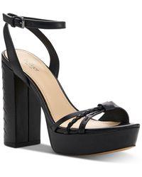 Botkier - Petra Ankle Strap Platform Sandal - Lyst