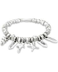 Uno De 50 - Waikiki Bracelet - Lyst