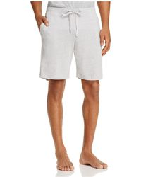 Daniel Buchler - Recycled Cotton-blend Lounge Shorts - Lyst
