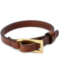 Alice Made This - Leather Bracelet - Lyst