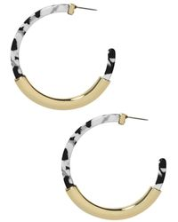 BaubleBar - Tassiana Hoop Earrings - Lyst