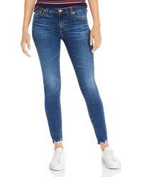 AG Jeans - Legging Jeans In 10 Years Defined - Lyst