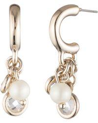 Ralph Lauren - Lauren Huggie Earrings - Lyst