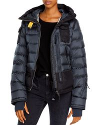 Parajumpers Skimaster Hooded Down Coat - Multicolour